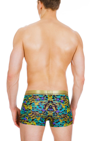Men's Underwear, Camo Trunk , men thong, Ken Wroy  - 3