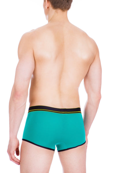 Men's Underwear, Green Envy Lowrise , comfortable underwear, Ken Wroy  - 3