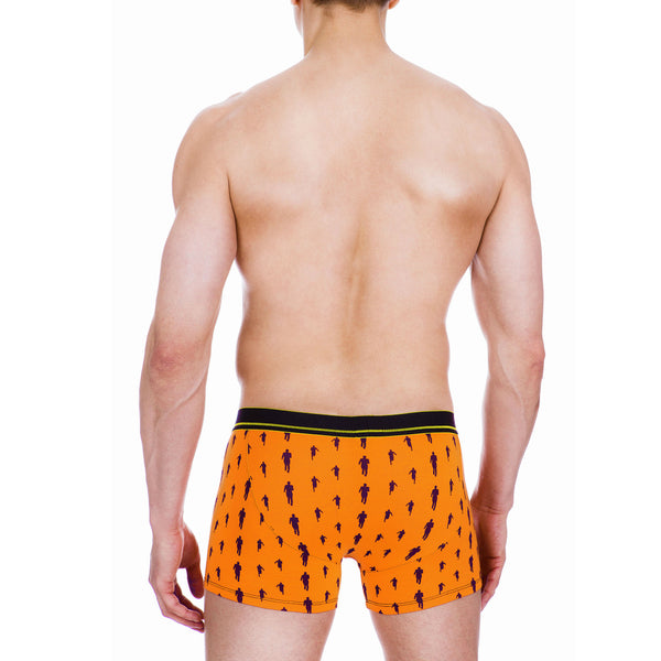 Men's Underwear, Marathoner Boxer-brief , gift underwear, Ken Wroy  - 3