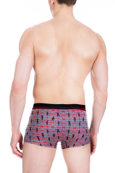 Men's Underwear, Dirty Dancer Trunk, Ken Wroy, fun underwear