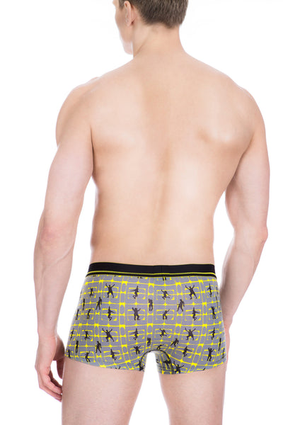 Men's Underwear, Party Animal Trunk, Fun underwear, Ken Wroy  - 3