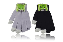 Texting Gloves - 2 Pair - Use on any Smartphone or Table - Great for winter use.