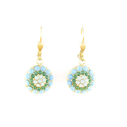 Seafoam Earrings - Tinnin Imports