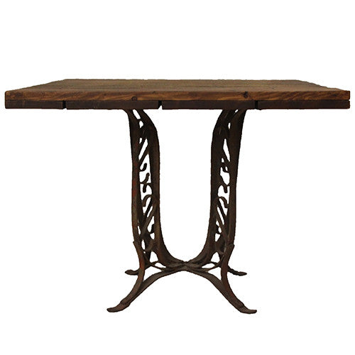 French Garden Table - Tinnin Imports