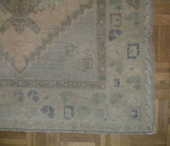 Old Turkish Rug 4X6 - Tinnin Imports