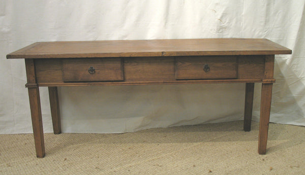 Antique French Table - Tinnin Imports