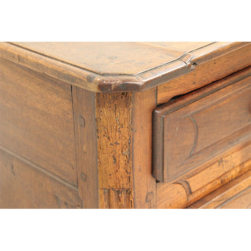 French Louis XV Oak Buffet - Tinnin Imports