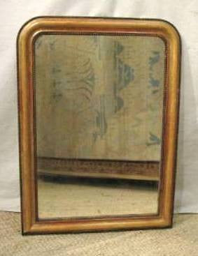 Antique French Mirror - Tinnin Imports