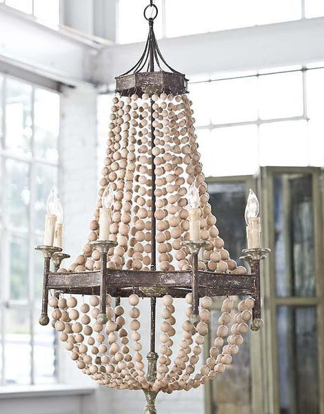 Fontaine Chandelier - Tinnin Imports