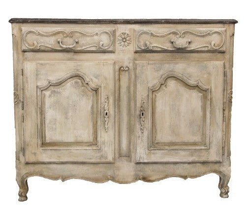 Antique French Louis XV Buffet - Tinnin Imports