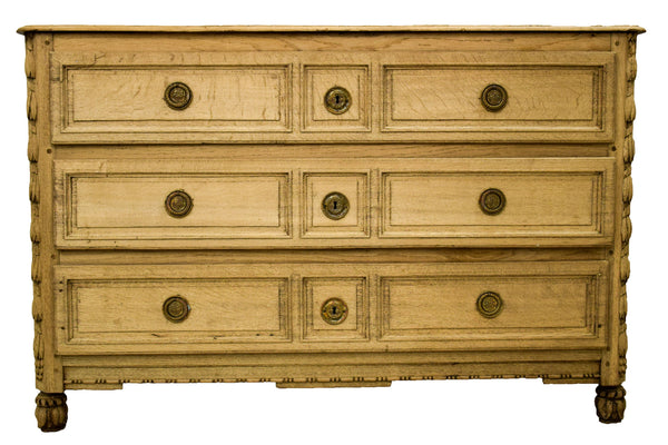 Louis XVI Chest - Tinnin Imports