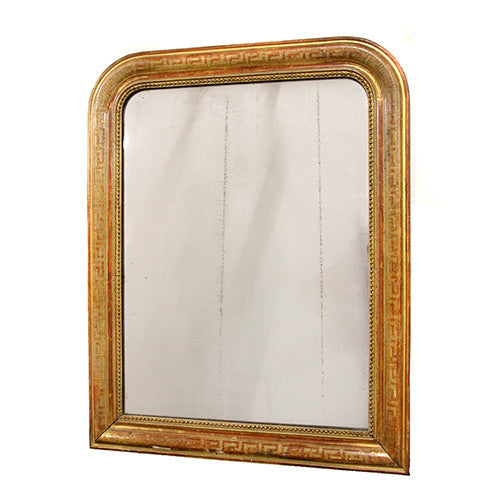 French Louis Philippe Mirror - Tinnin Imports