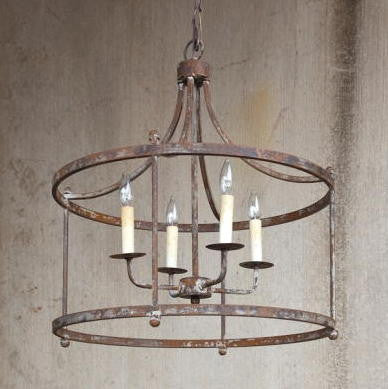 Alsace Chandelier - Tinnin Imports