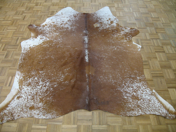 Chestnut Cowhide Rug - Tinnin Imports