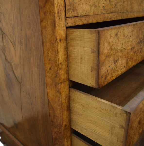 French Louis Philippe Walnut Chest