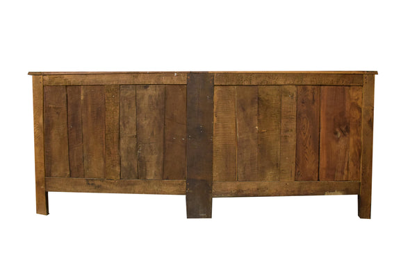 French Walnut Sideboard - Tinnin Imports