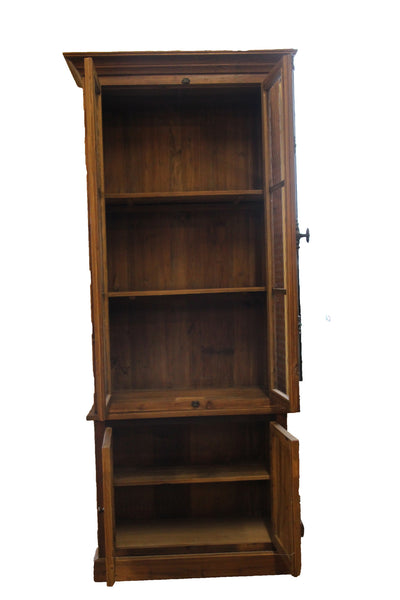 Reclaimed Wood Cupboard - Tinnin Imports