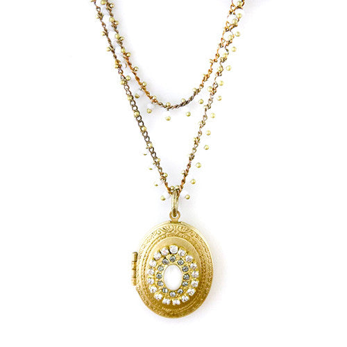 Locket Necklace - Tinnin Imports