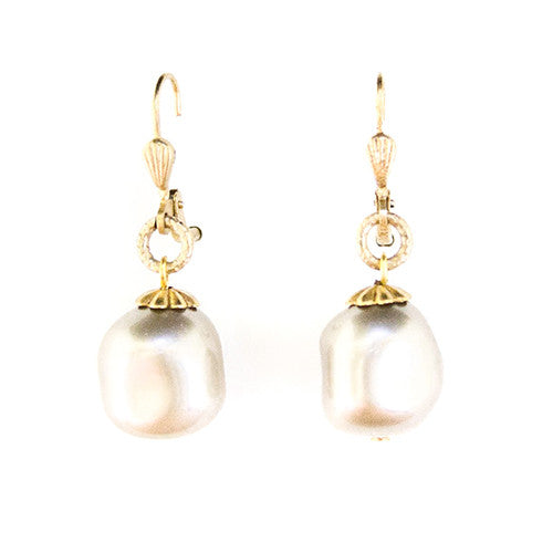 Perle Earrings - Tinnin Imports