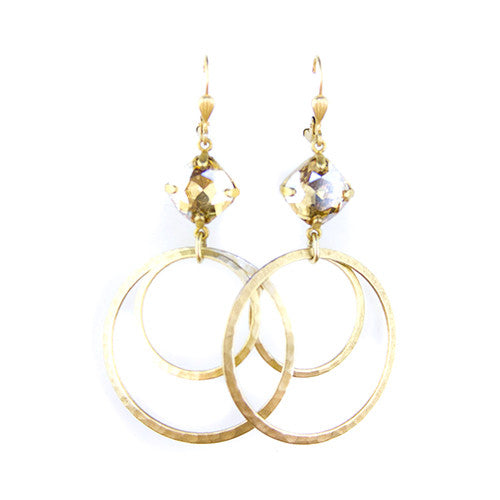 Cercle Earrings - Tinnin Imports