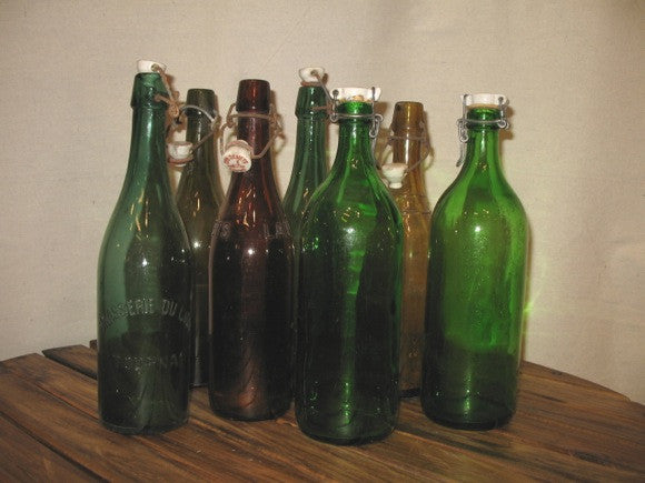European Beer Bottle - Tinnin Imports