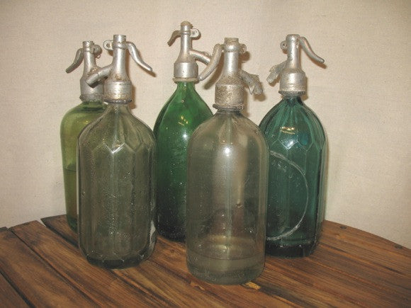 European Seltzer Bottle - Tinnin Imports
