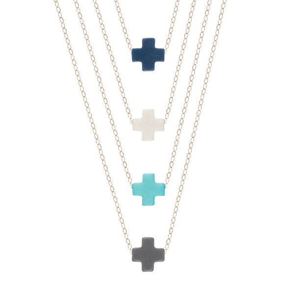 Cross Necklace - Tinnin Imports