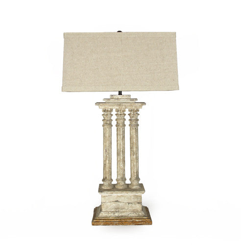 Pillar Trio Lamp