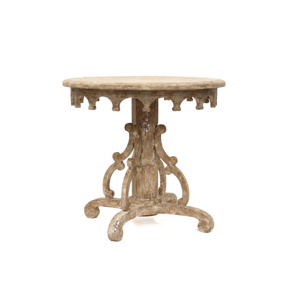 Crown Them Accent Table - Tinnin Imports