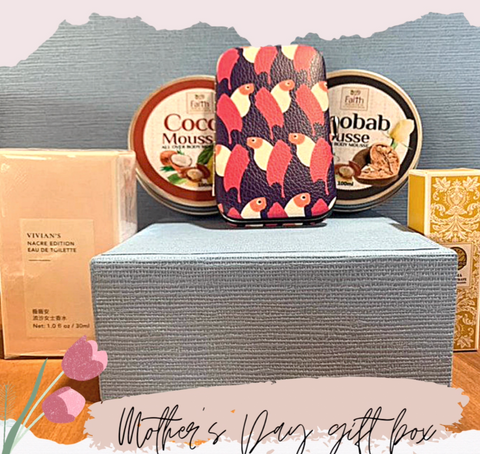 Mother's Day Box: Working moms on the go!