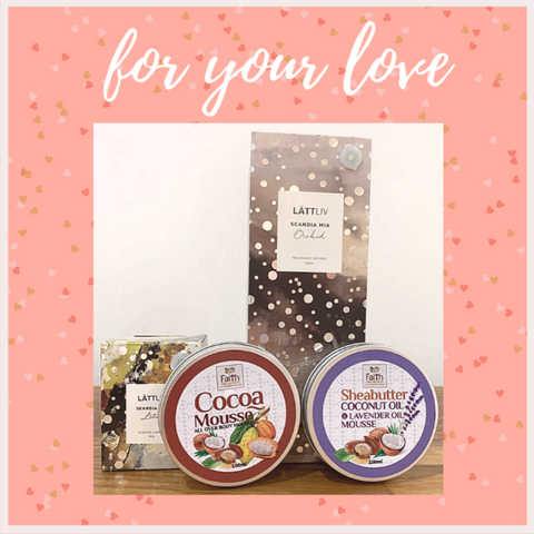 Pamper Gift: Gift Set