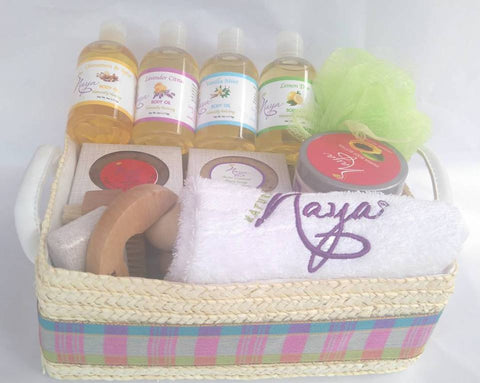 Naya Mini Pampering Panier Set