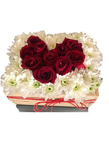 Love Rose Box