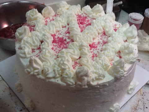 Kareena's Red Velvet Cake