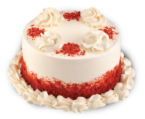 Mother's Day Red Velvet Cake