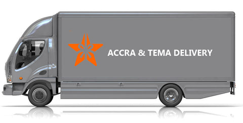 Free Delivery Accra & Tema Only
