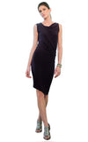 one seam dress l'une collection black