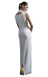 womens jersey maxi gown l'une collection
