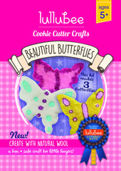Cookie Cutter Butterfly Craft
