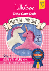 Cookie Cutter Unicorn Craft