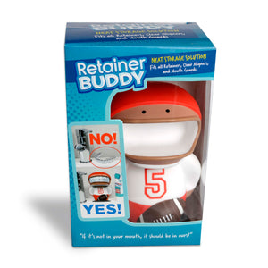 Retainer Buddy Football Player - FREE Shipping