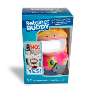 Retainer Buddy Girl Power - FREE Shipping