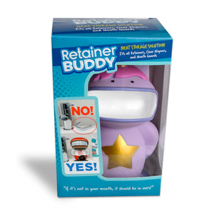 Wholesale - Retainer Buddy Unicorn (9 pack)