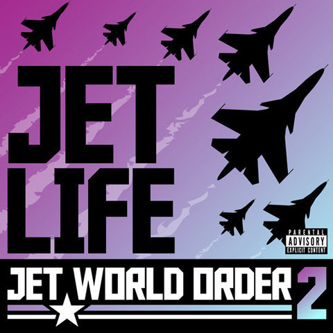"Jet Life ""Jet World Order 2"" (Audio CD)"