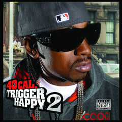 "40 Cal ""Trigger Happy 2"" (Audio CD)"