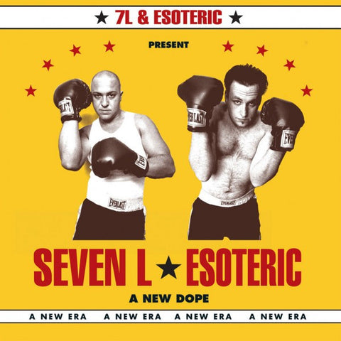 "7L & Esoteric ""A New Dope"" (Audio CD)"