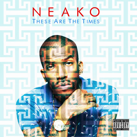 "Neako ""These Are The Times"" (Audio CD)"
