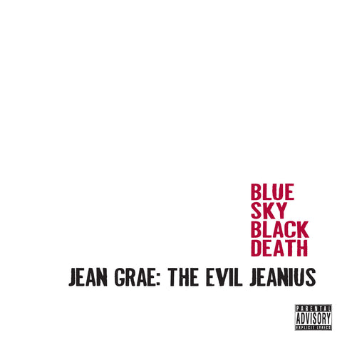"Blue Sky Black Death ""Jean Grae: The Evil Jeanius"" (Vinyl 2XLP)"
