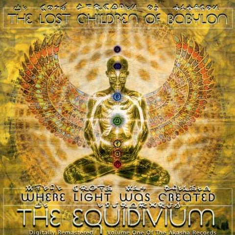 "Lost Children of Babylon ""Where The Light Was Created - The Equidivium"" (Vinyl 2XLP)"