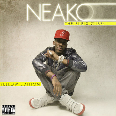"Neako ""The Rubix Cube: Yellow Edition"" (Vinyl 2XLP)"